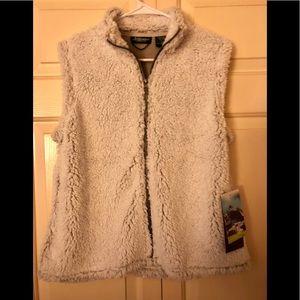 Stillwater soft fuzzy vest